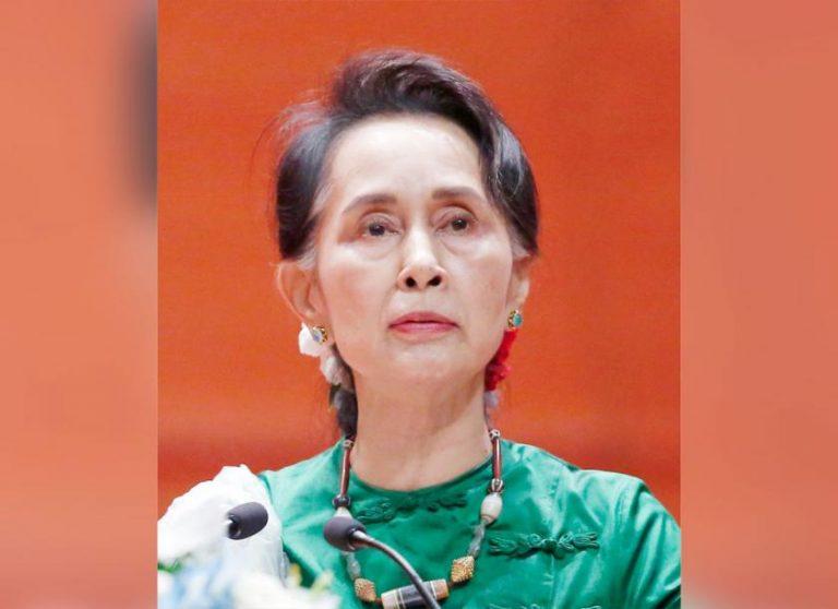 ミャンマーのアウン・サン・スーチー国家顧問が来日 日本との協力を模索