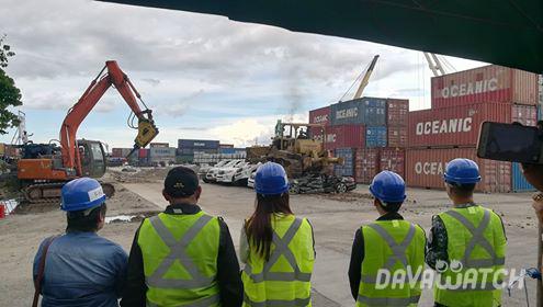 フィリピン・ミンダナオ島のSASA港 来年から改修工事へ