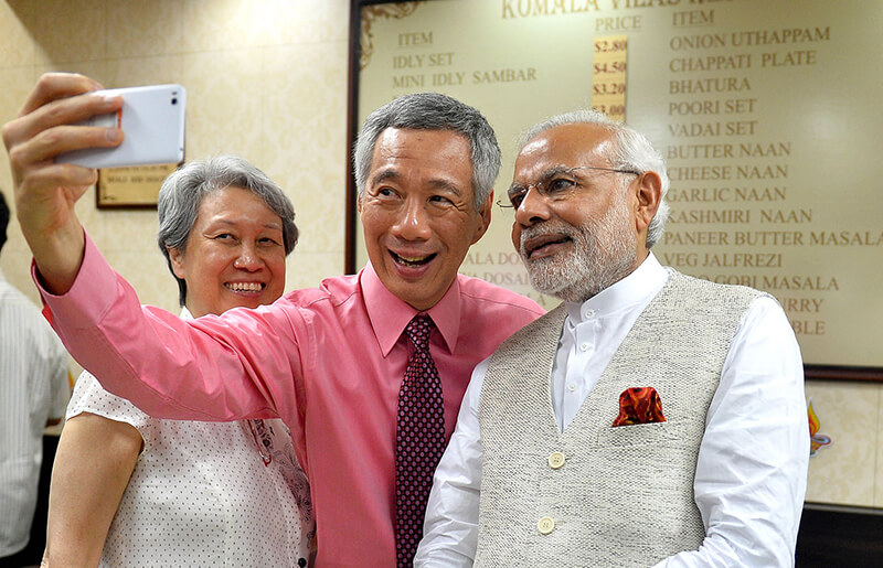 リー首相、シンガポールの「宗教調和維持法」の改正について言及