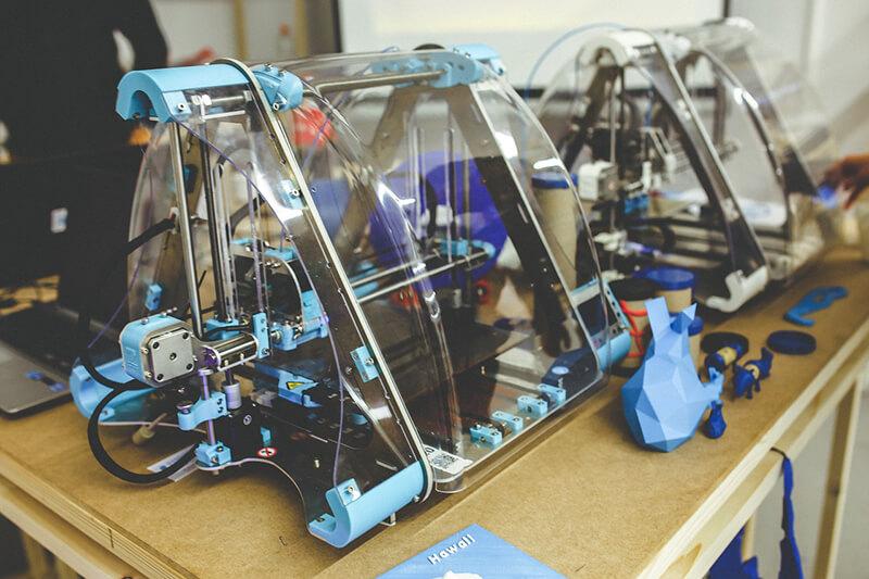 中東欧技術系企業の成長率 チェコ3Dプリンターメーカーが1位に