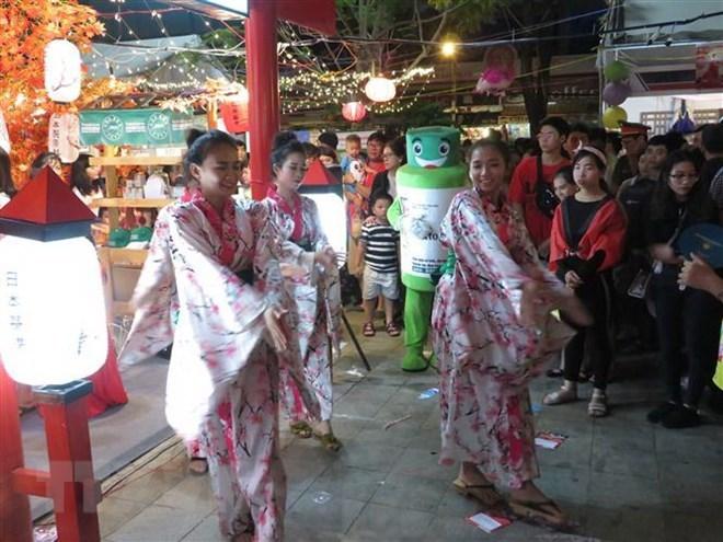 ベトナムでの「第4回越日文化・貿易交流プログラム」が閉会