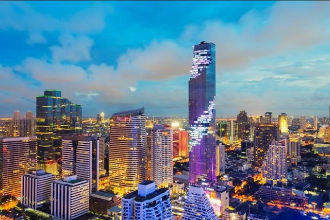 タイ・バンコクのキングパワー最上階に展望台・マハナコンスカイウォークが誕生