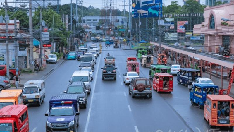 ダバオ市内での新たなインフラ整備、経済成長に繋がると期待される