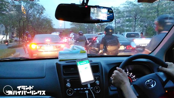 タイの【タクシー・ボッタクリ基準】はGrabの料金?