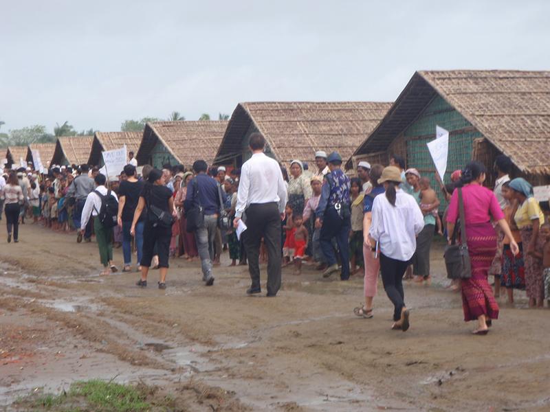 ミャンマーのラカイン州で日本を対象とした初の見本市が開催へ