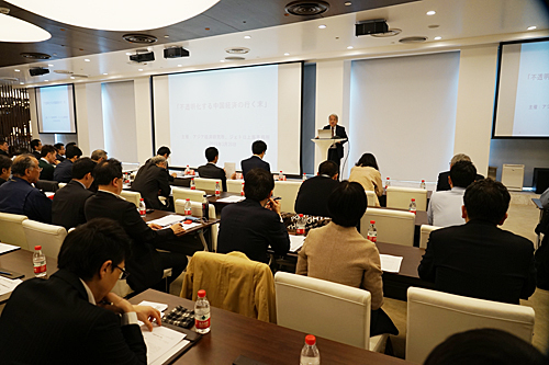 「日本が学ぶべき点は多い」、中国でのITの社会実装などを紹介、ジェトロが上海で講演会