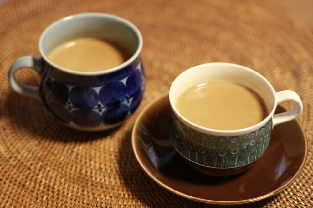 茶葉の香り感じて チャバティ ミルクティー専門店がジャカルタに上陸
