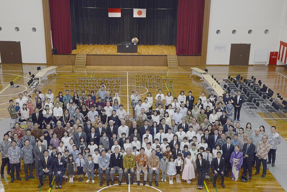 ジャカルタ:チカラン日本人学校開校  52人で新たに船出 4年ごしの悲願