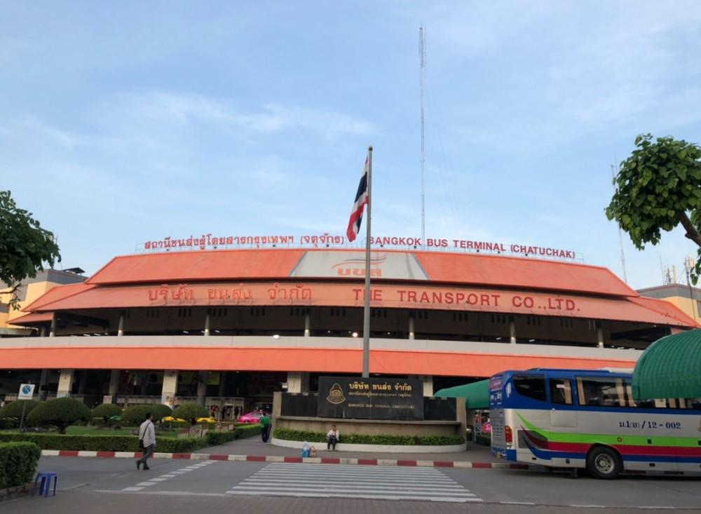 タイ:新年のバス大移動~ソンクラーン期間中1日20万人がバンコクから地方へ~