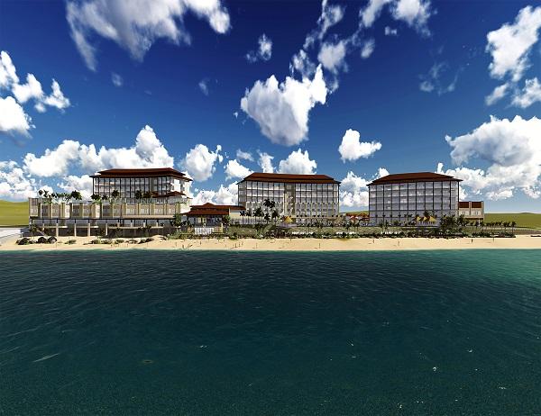 《観光》 セブ・マクタン島に 五つ星ホテル開業