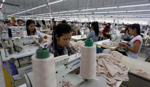 カンボジア:日本への輸出、16%増加