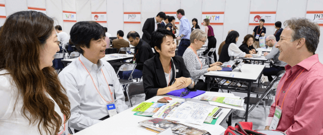 日本最大インバウンド商談会「VISIT JAPAN トラベル &MICEマート(VJTM) 2019」国内セラー募集開始