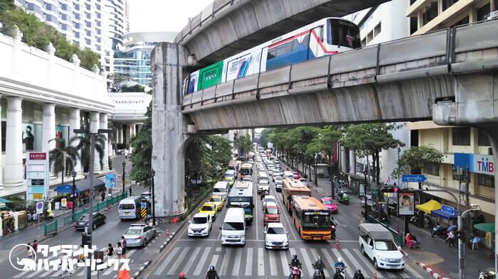 タイで交通違反点数制度を導入へ、日本をモデルに