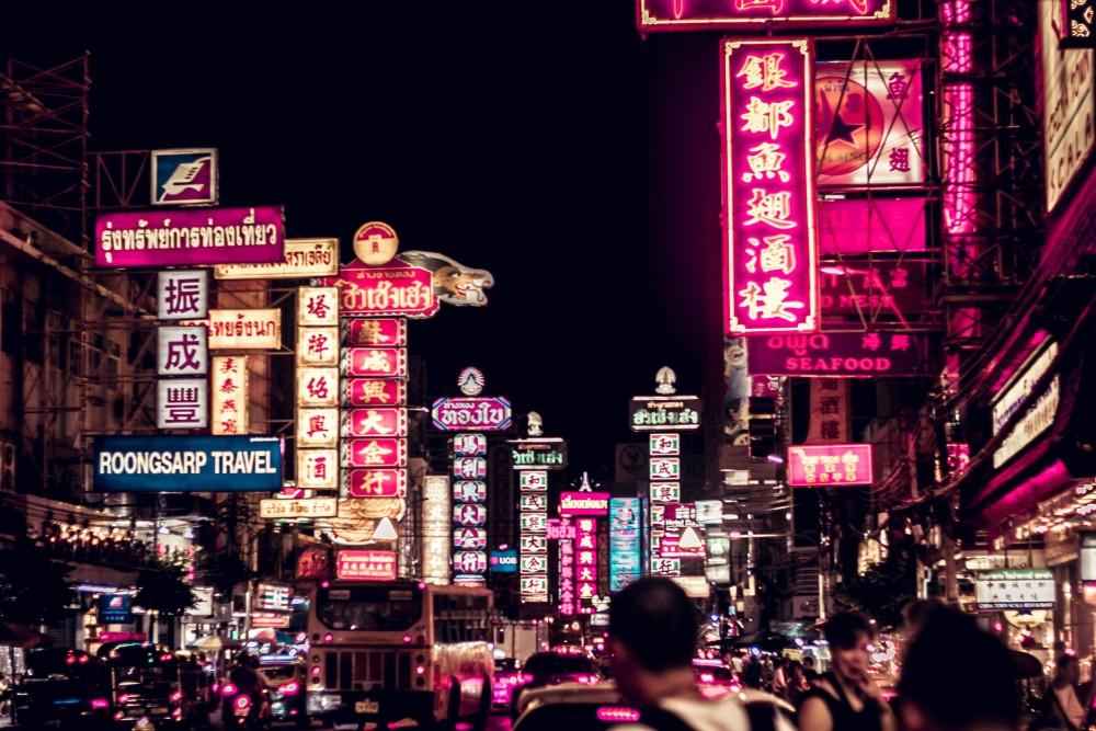 香港の第1四半期のGDP伸び率3.2%