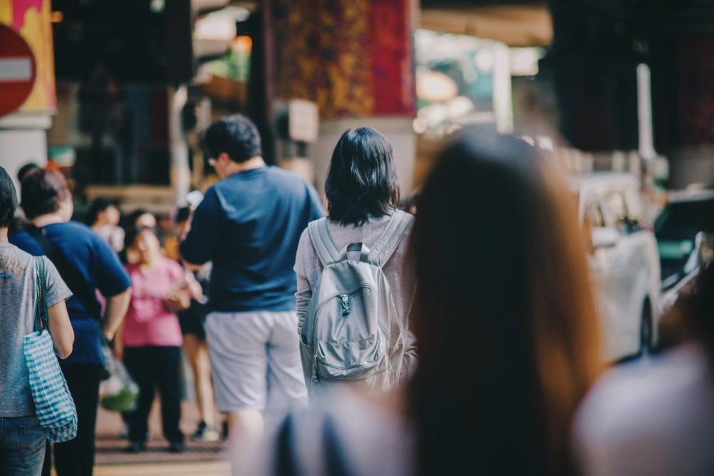 香港:昨年の海外移住は7600人