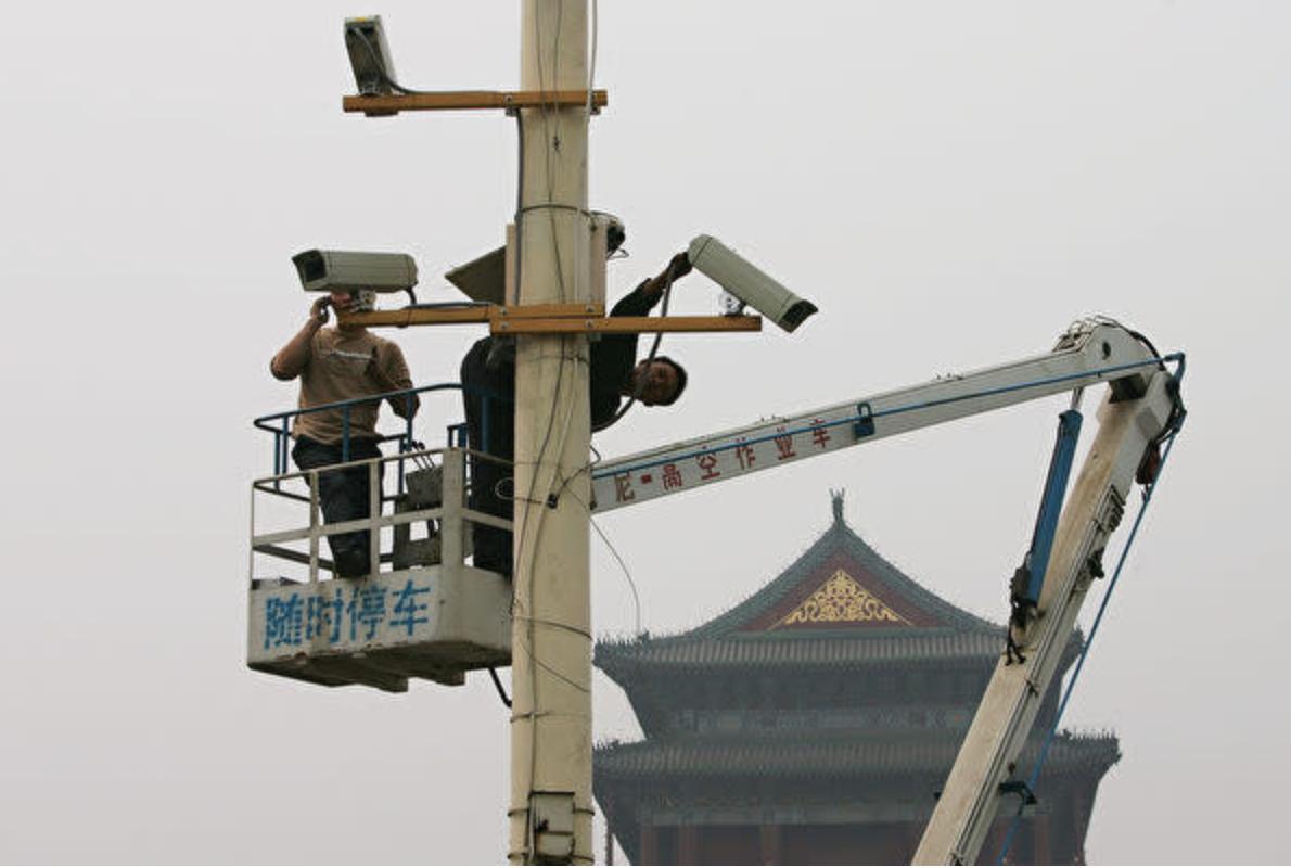 中国、香港で社会信用評価制度の導入を計画か 学者「更なる反抗を招く」