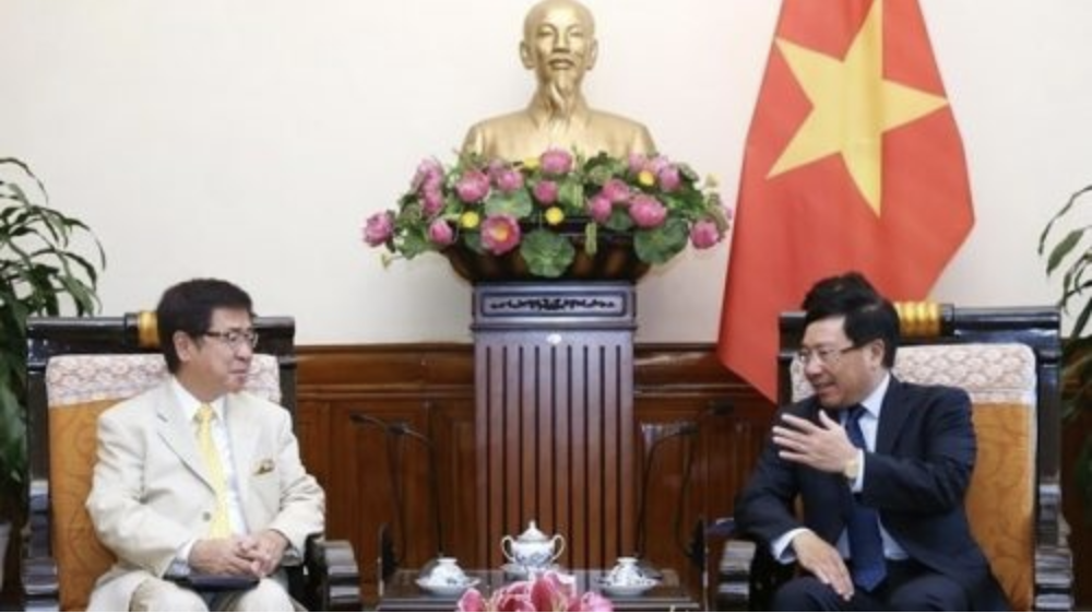 ベトナム: 日本、ベトナムとの協力関係を強化することに熱心さを示す