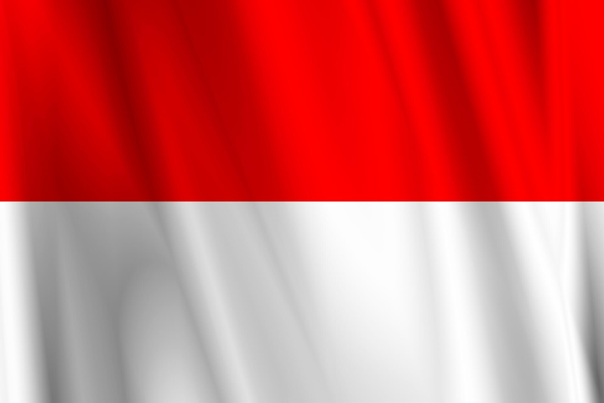 インドネシア:リジック氏の看板、軍が撤去