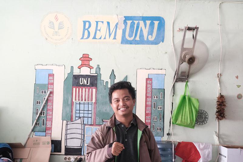 インドネシア:10都市で学生デモ 28日 改正汚職撲滅法の無効化求め