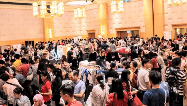 マレーシア:第47回日本人会チャリティバザー2019
