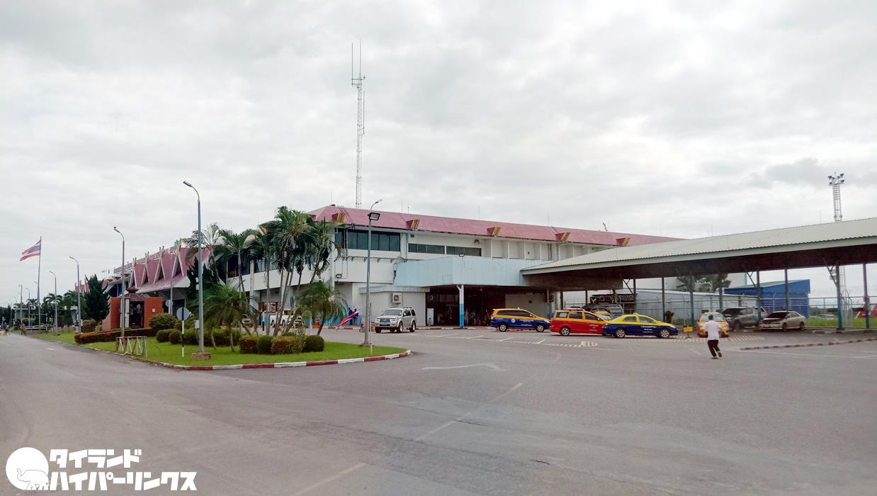 タイ空港公社、ハジャイ空港とチェンライ空港の閉鎖を検討