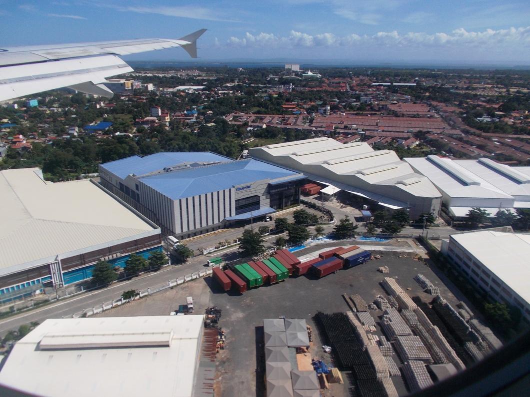 フィリピン:セブの経済特区内企業 滑走路増設計画で退去危機