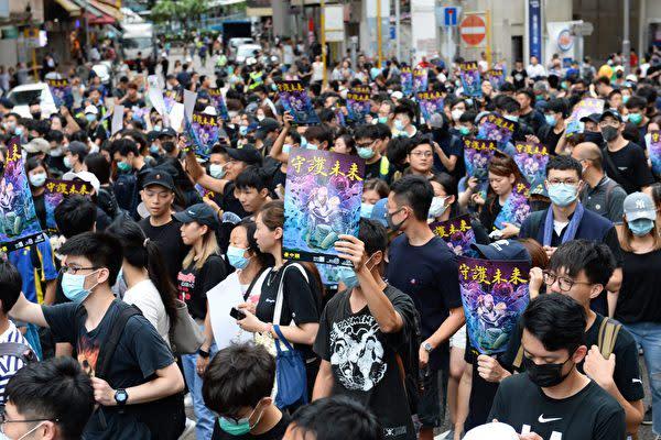 中国:香港こそ中国共産党の最大の悩み