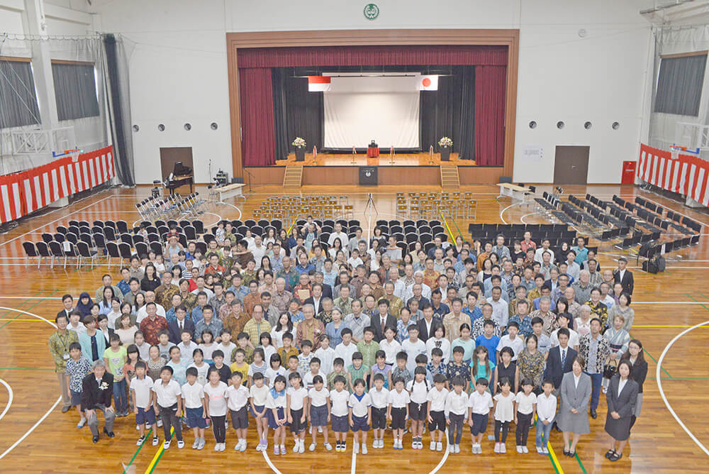 インドネシア:来年度、生徒100人超えへ 開校記念式典を挙行 CJS