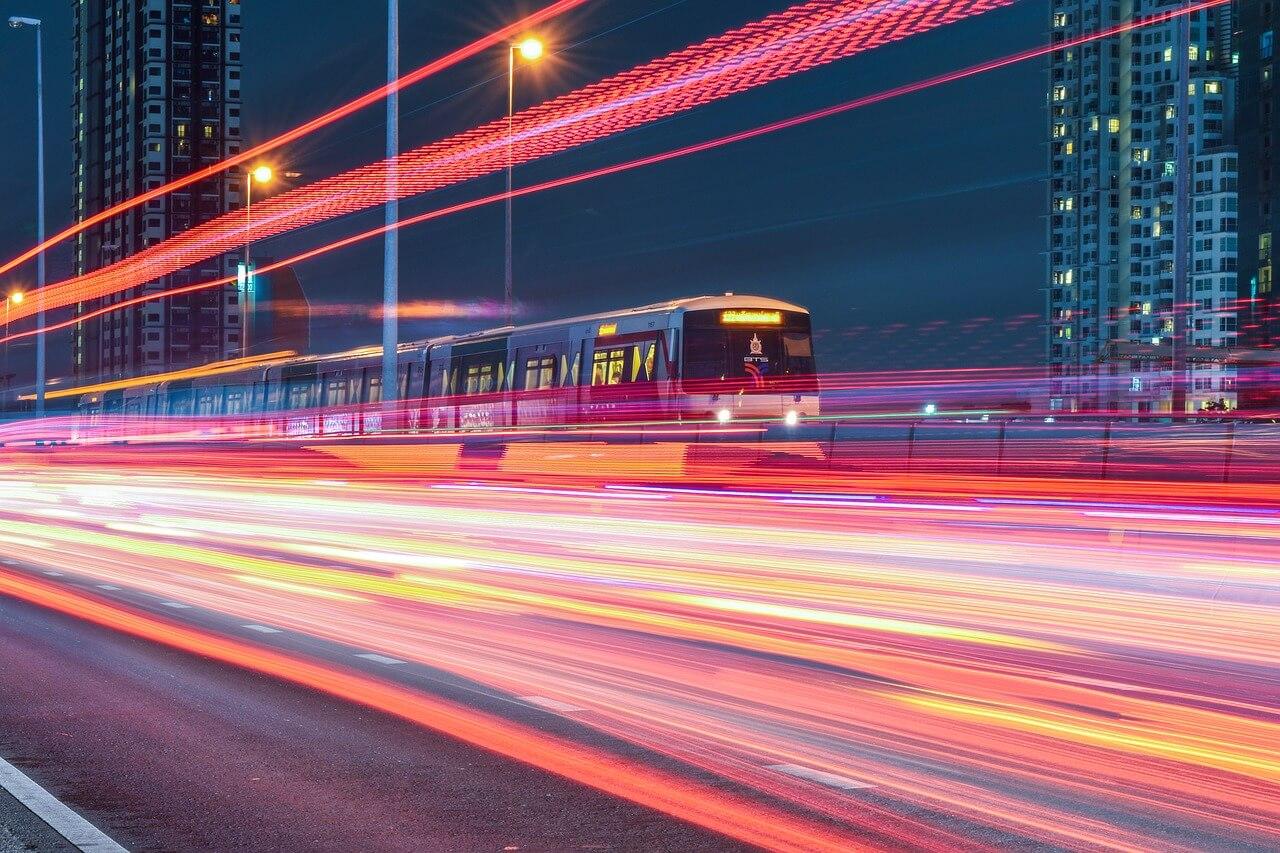タイ:ブルーライン料金徴収で乗客減少