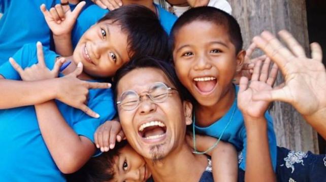 ダバオ市の子どもをポリオから守る。予防接種プログラムで接種率99%を記録