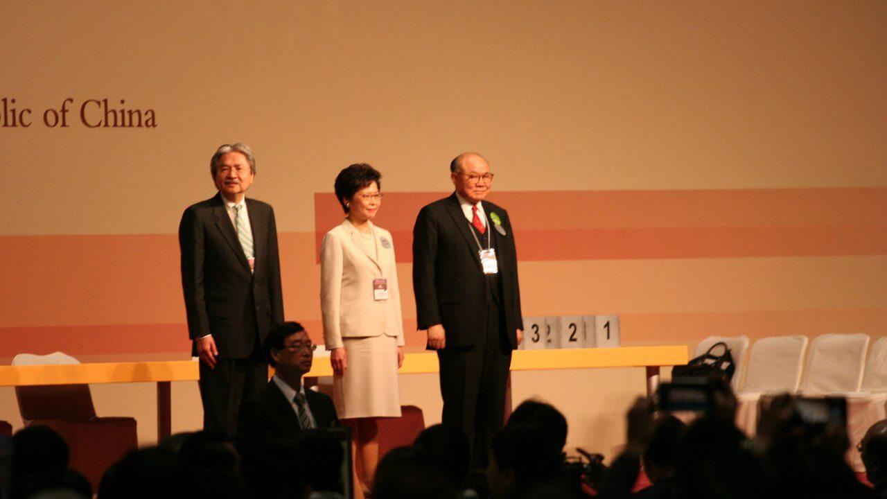 香港:行政長官選で中央の制御力削がれる