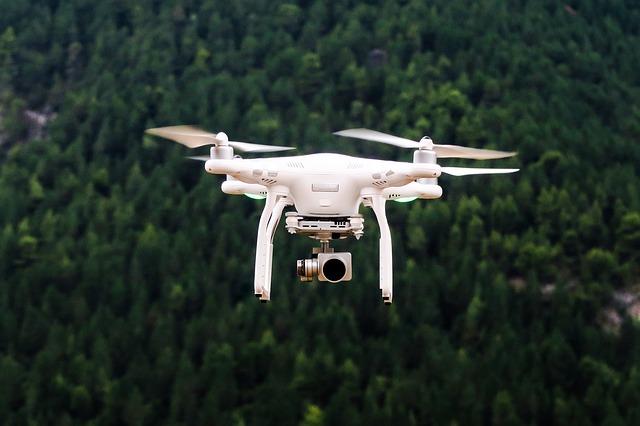 米内務省、中国製ドローン800機を調査 期間中の使用停止