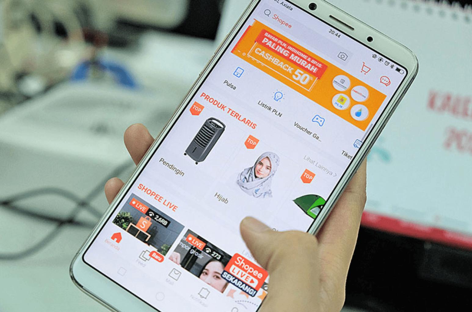 インドネシア:250社一斉セール オンラインショッピングの日 海外からアクセスも