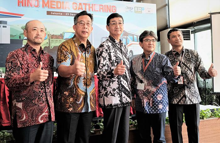 インドネシア:販売目標3万6000台 B30対応も推進 HMSI