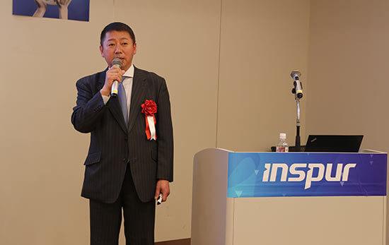 中国トップのサーバーベンダー「Inspur」が3月に国内本格参入、売上高100億円目指す