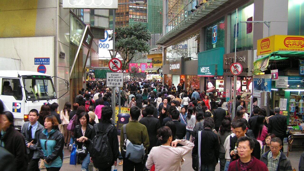 香港:武漢肺炎、香港で2人高度な疑い