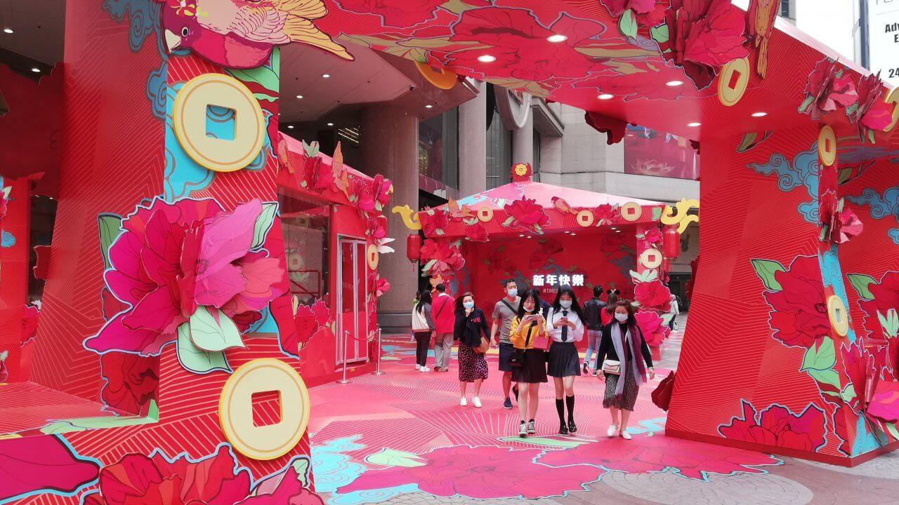 香港:新型肺炎、ピークは1週間~10日