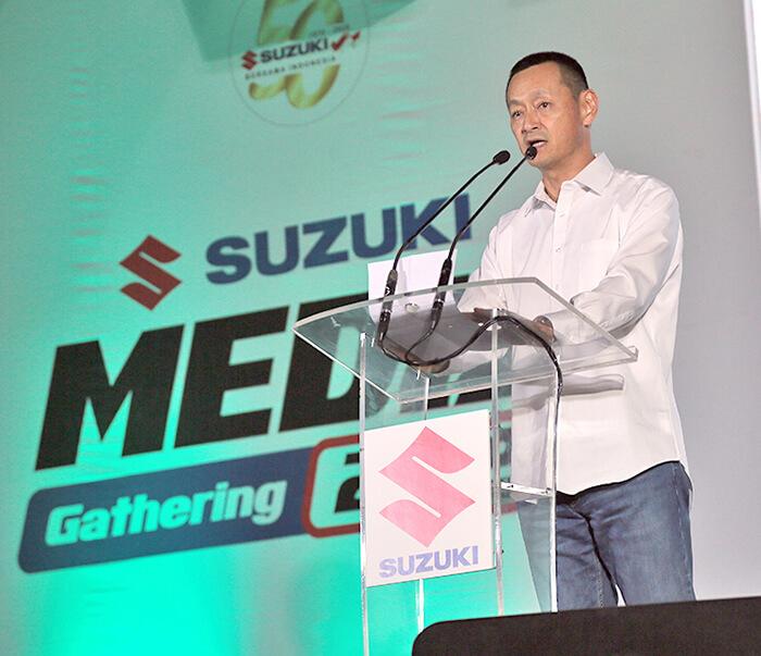 インドネシア:20年シェア12%目標 スズキ 生産50周年迎え