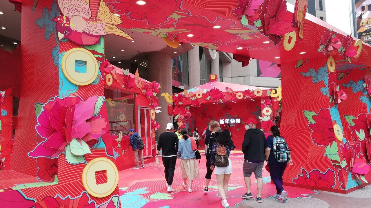 香港:財政長官「SARS超える経済打撃」とコメント