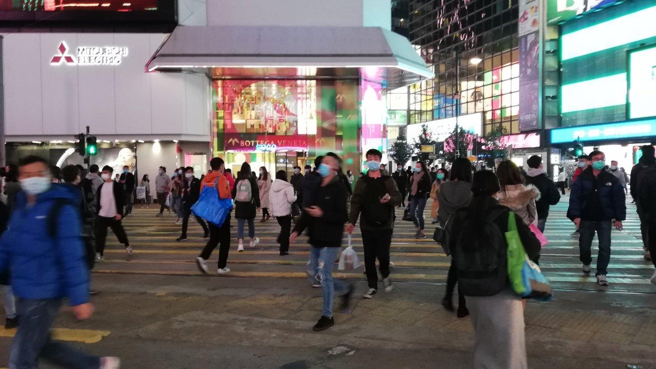 新型肺炎、香港で初めての死亡者