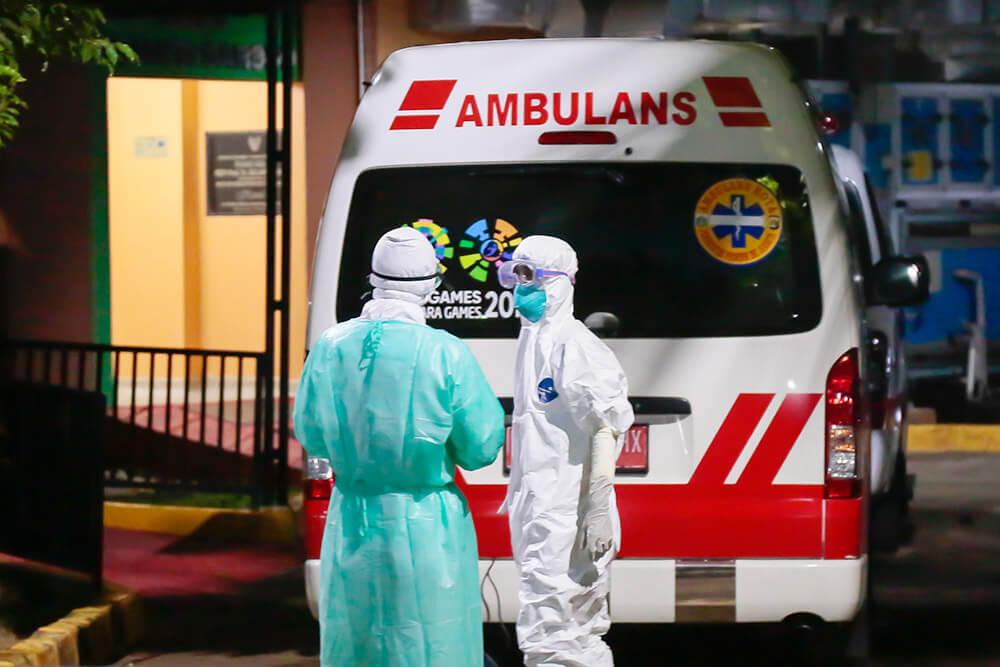 インドネシア:初の国内感染確認 新型コロナウイルス 日本人から感染か