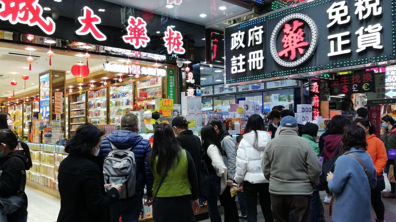 香港:新型コロナ、検疫違反者の通報相次ぐ