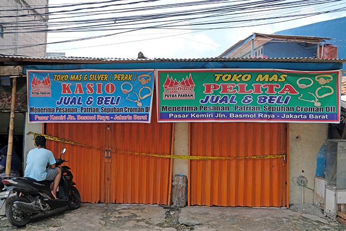 インドネシア:貴金属店に強盗 ジャカルタ特別州 治安悪化に黄色信号