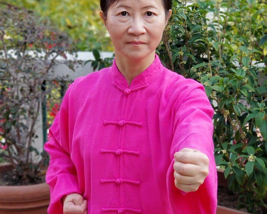 香港:新型コロナには太極拳で健康維持