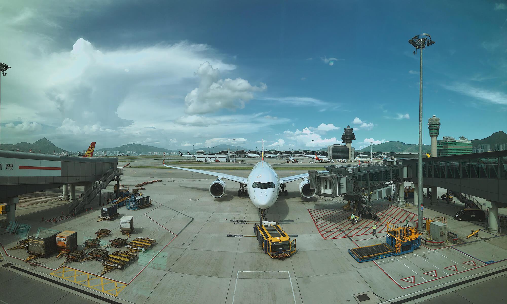 香港-空港
