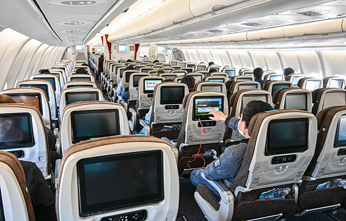 インドネシア:一部給与を遅配へ ガルーダ航空 従業員ら2万5000人対象