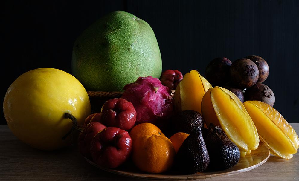 インドネシア:南国の恵み、心ゆくまで フルーツでビタミン補給 おいしくて、目でも楽しむ