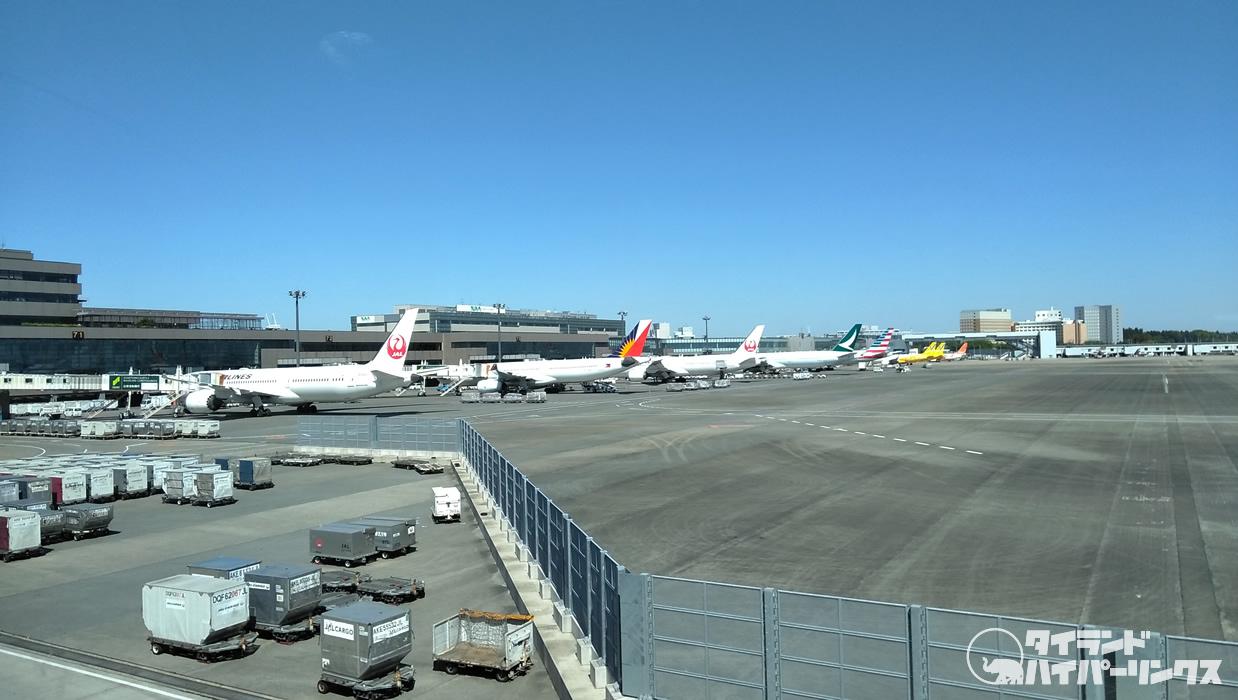 タイへの商業飛行禁止、タイ民間航空局長は「無期限」