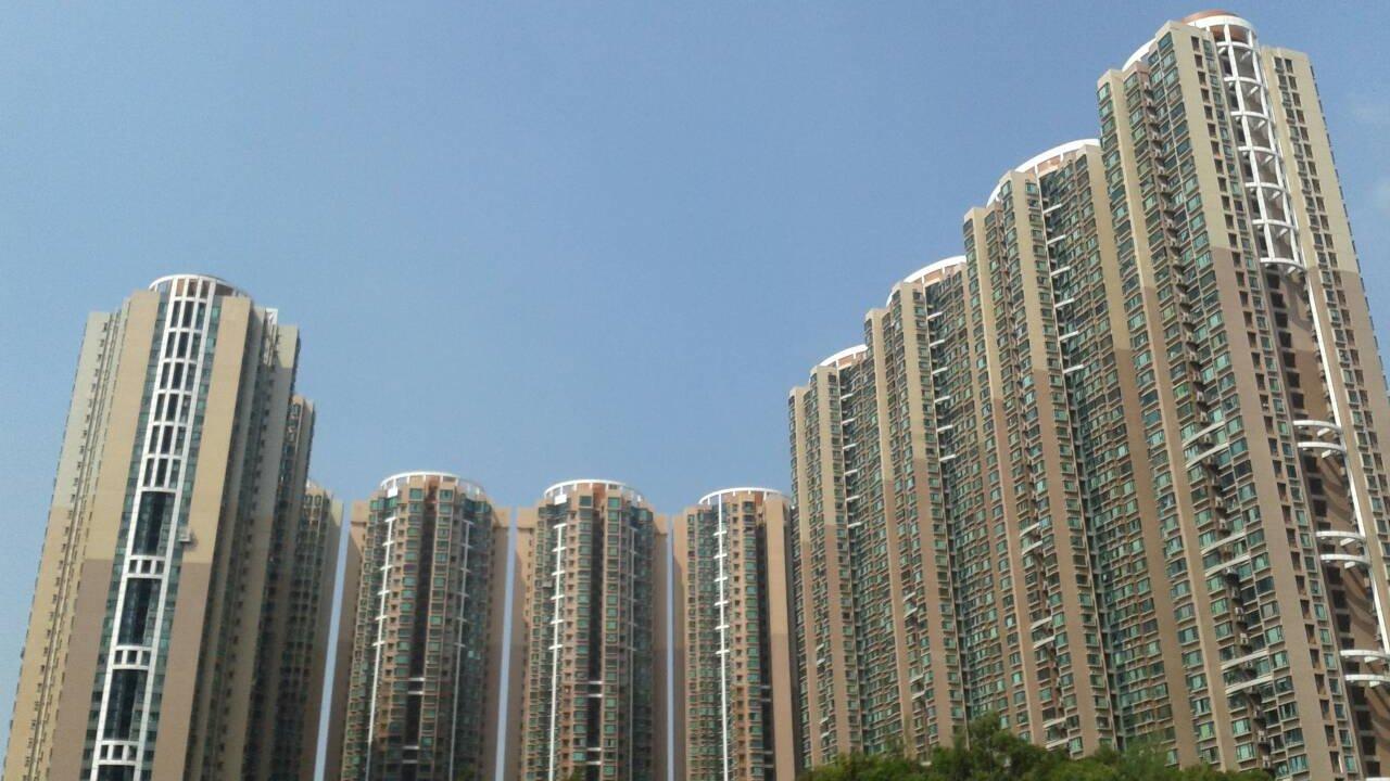 香港:住宅価格指数、7月は0.5%下落