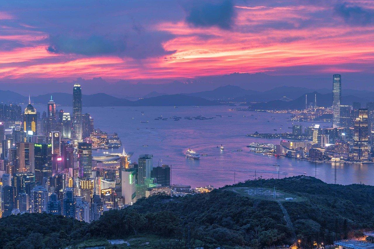 香港:第3四半期GDP伸び率は4.9%